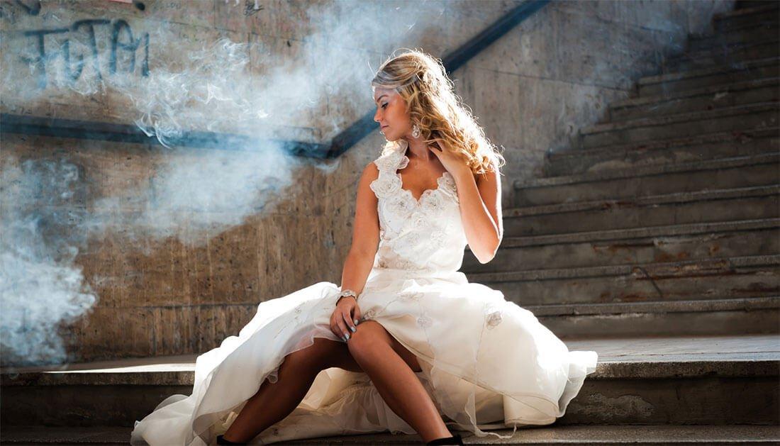 white-bride