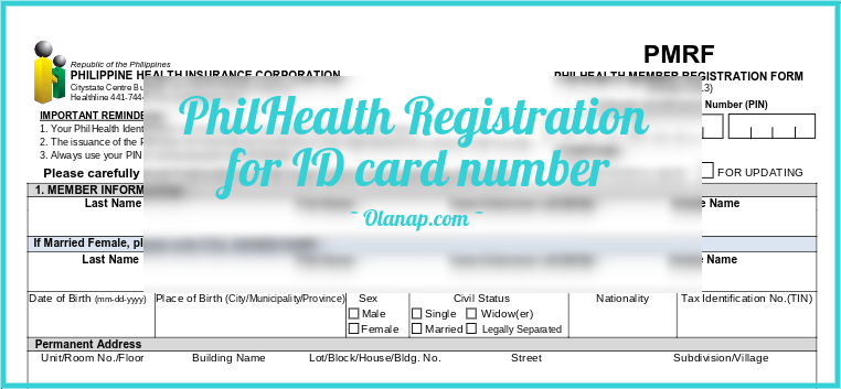 how to know philhealth number