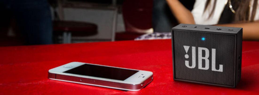 jbl go bluetooth speaker review unbelievable performance. Black Bedroom Furniture Sets. Home Design Ideas
