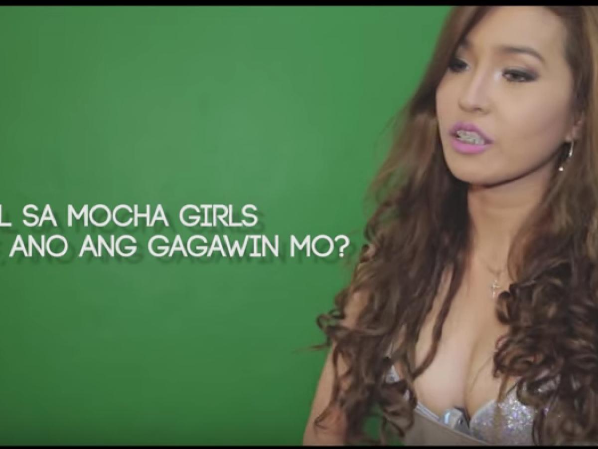 Girls who are the mocha Mocha Girls